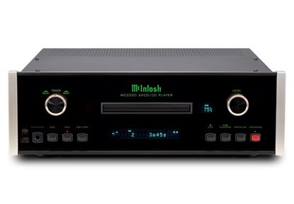 Picture of McIntosh MCD550 CD/SACD Player