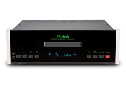 Picture of McIntosh MCT450 CD/SACD Transport