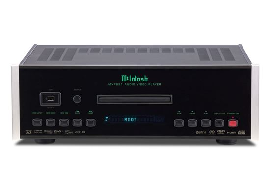 Picture of McIntosh MVP891 Blu-Ray